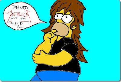 Homero MetaLero y RocKero