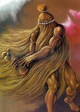 Mitología Africana