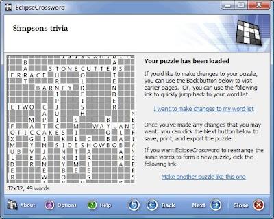 Internet Para Bobos Crear Crucigramas En Cuesti 243 N De Minutos Para Publicitar Ense 241 Ar O Divertir