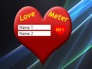 Love meter free download game