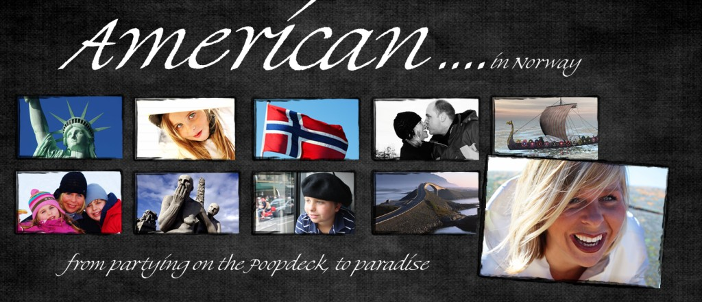 American in Norway