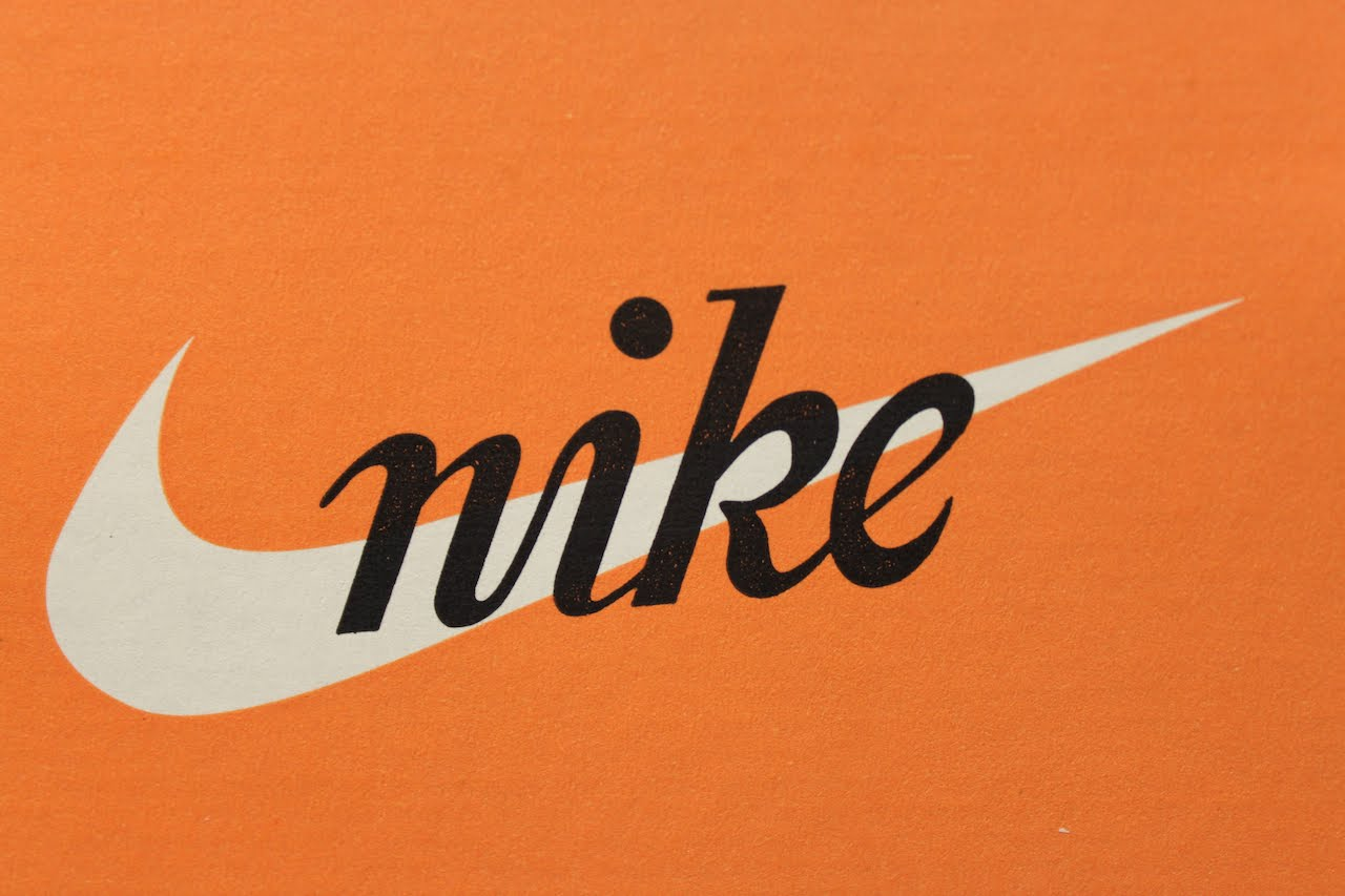 Orange Nike Logo All Court Vintage June 19 Pictures