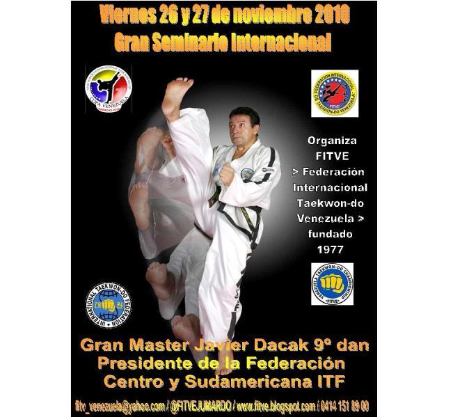 campeonato internacional venezuela 2010