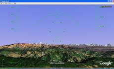Simulador de vuelos GoogleEarth