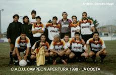 Campeón 1998