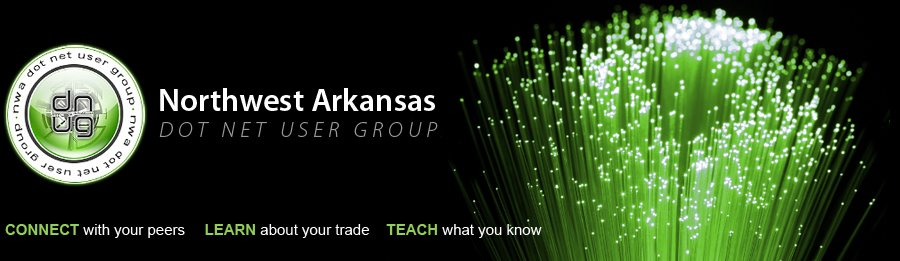 Northwest Arkansas .NET Users Group
