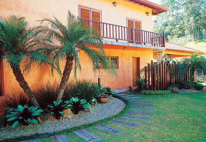 Os jardins verticais e uma otima solução para espaços pequenos