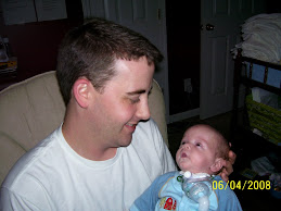 Braden and his Daddy