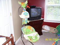 Braden's new toy