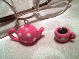 OOAK Teapot and cup.