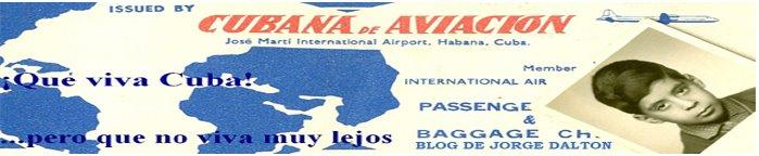 Que viva Cuba...pero que no viva muy lejos