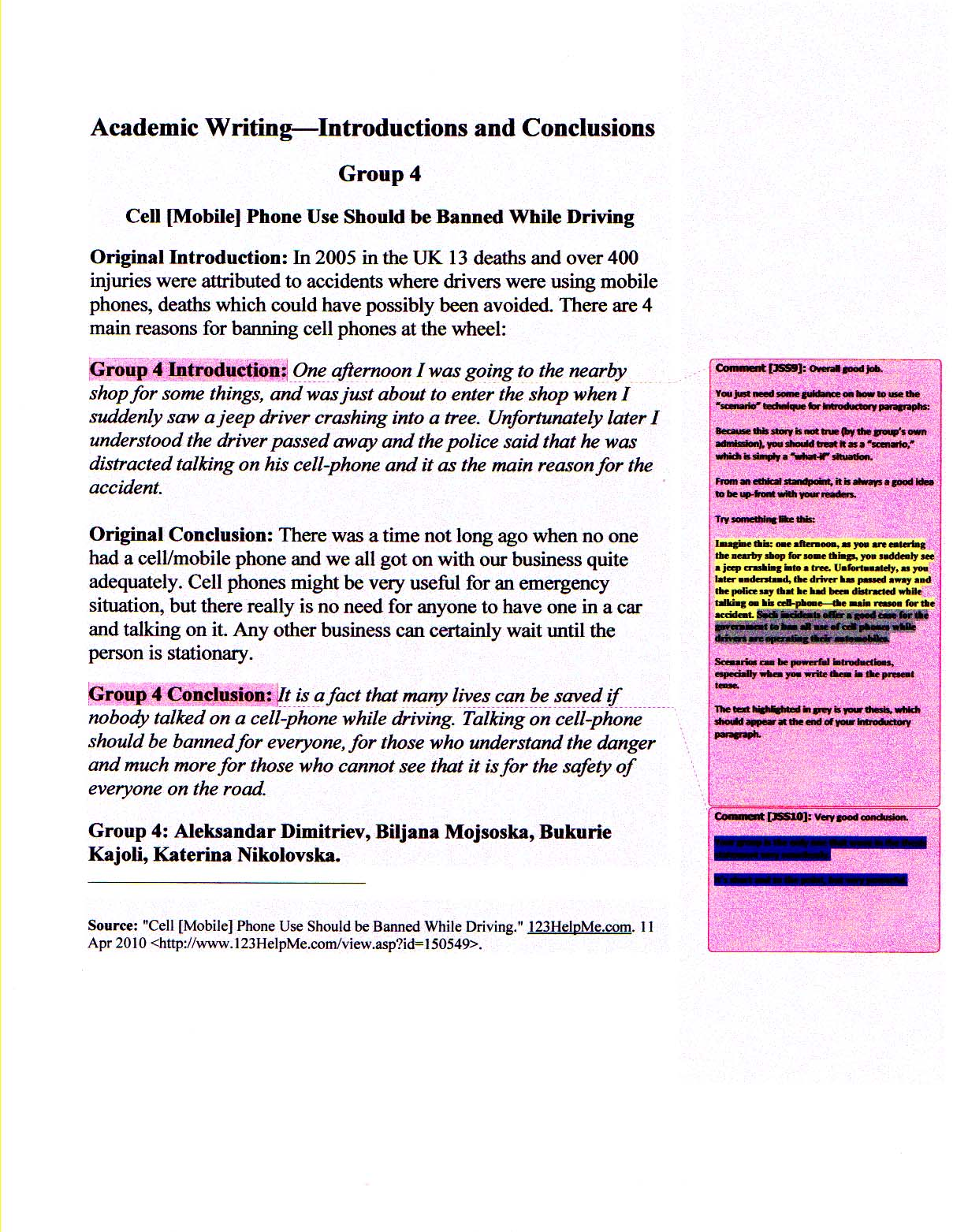writing conclusion in an essay Strategies for writing a conclusion conclusions are often the most difficult part of an essay to write, and many writers feel that they have nothing left to say after having written the paper.