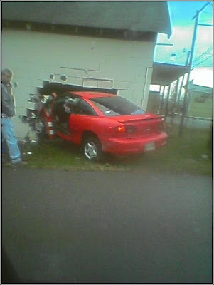 auto crash photo