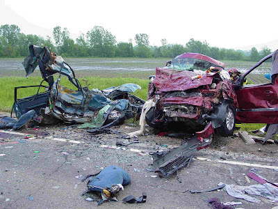 Auto Crash Pictures