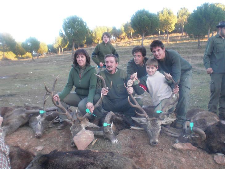 Juan Carlos Prieto y Familia