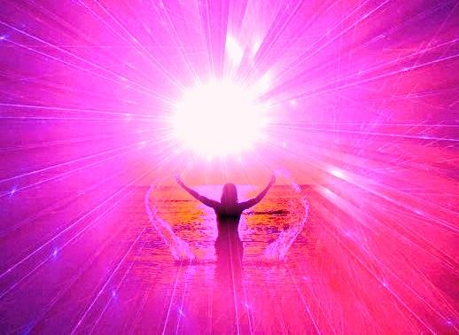amore infinito. Spirito di amore infinito.