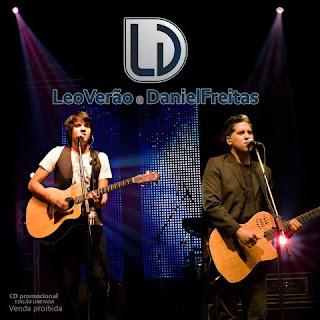 Baixar CD capa Leo Verão e Daniel Freitas   Ao vivo (2009)