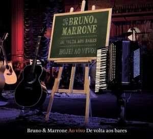 Baixar CD Capa Bruno e Marrone   De Volta aos Bares (2009)