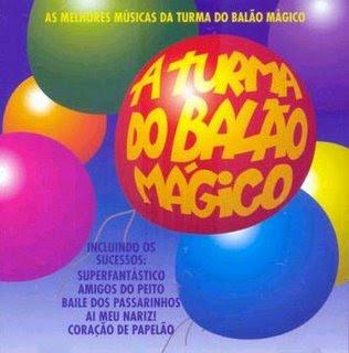 Baixar CD Capa Balão Mágico   As Melhores do Balão
