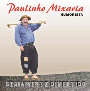 Baixar CD Capa Paulinho Mixaria   Vol 2