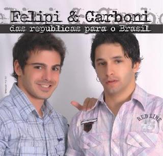 Baixar CD Felipi+e+Carboni Felipi e Carboni   Das Repúblicas para o Brasil (2009)