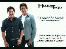 Baixar CD Capa Hugo & Tiago   O Amor de Antes (NOVA MÚSICA) (2009)