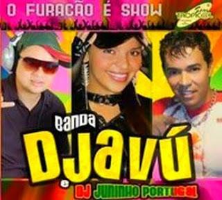 Baixar CD Capa+Cd Banda Dejavu   Juninho CDs O Moral De Garanhuns (2009)