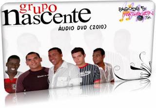 Baixar CD Capa Grupo Nascente   Ao Vivo na Rocinha (2010)