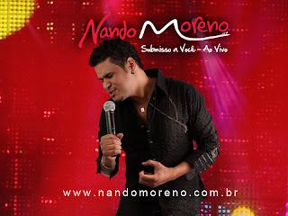 Baixar CD capa Nando Moreno   Submisso à Você (Ao Vivo) (2010)