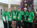 St. Jude Memphis Running Team!