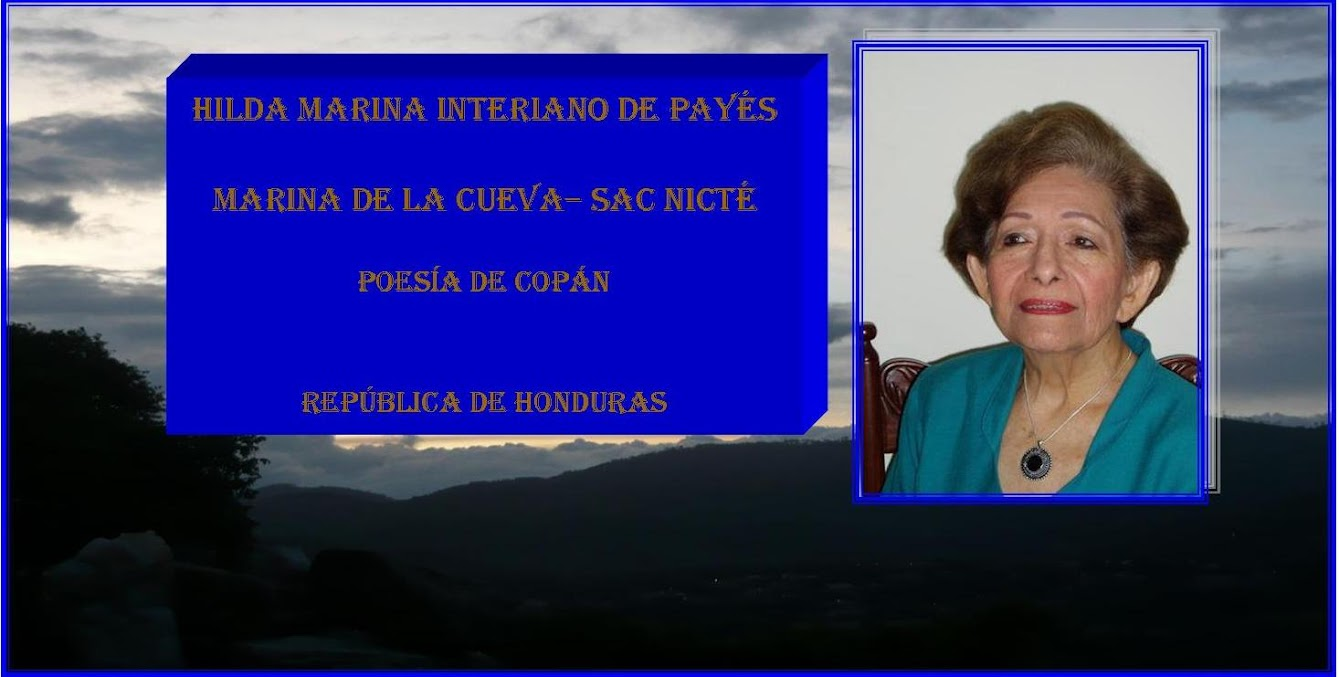 HILDA INTERIANO DE PAYÉS-POESÍA DE COPÁN