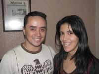 Douglas e Patrícia Nogari