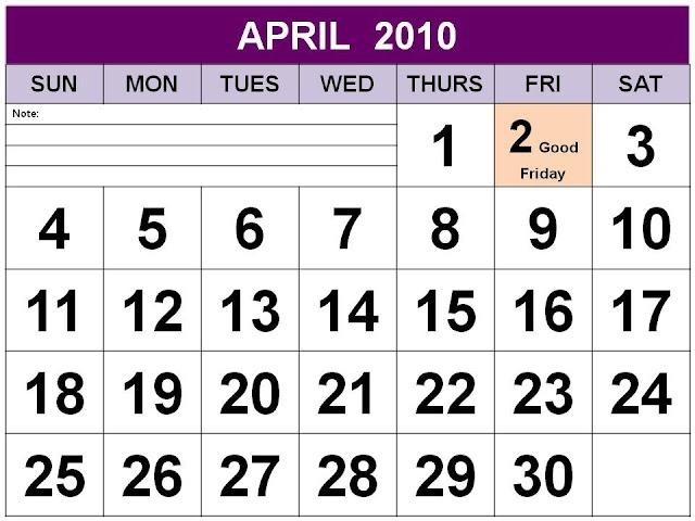 printable calendars 2010. Singapore printable Calendar