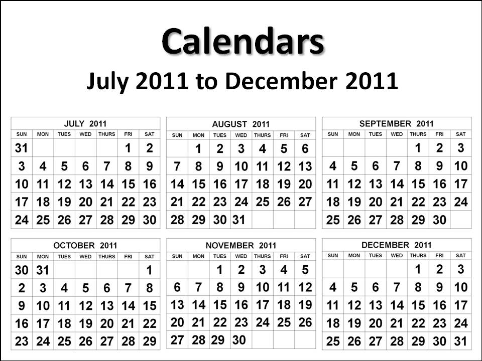 2011 calendar printable by month. 2011 calendar printable by