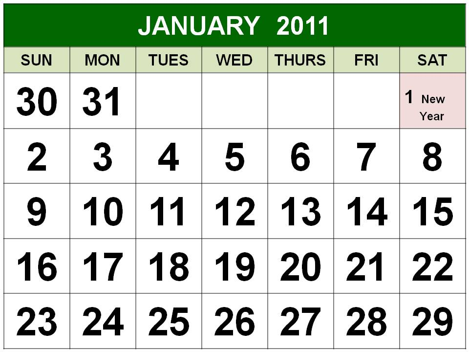 Singapore calendar 2011 with public holidays printable template .