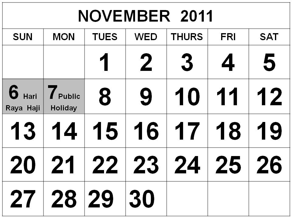 2011 calendar canada printable. free printable calendar canada