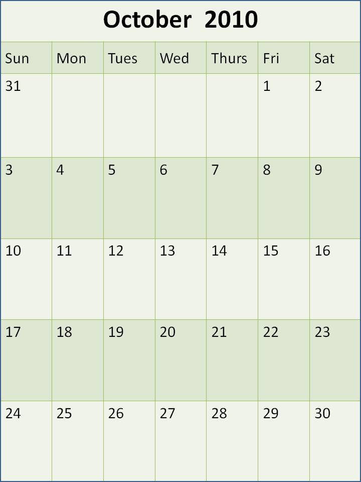 printable calendars 2010. may 2010 calendar printable.