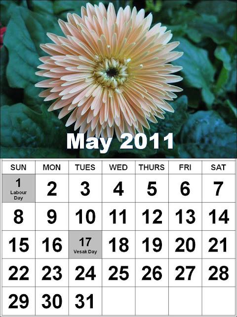 may 2011 calendar australia. may calendar 2011 australia.