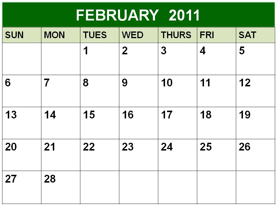 february calendar clip art. Free Blank Wallpapers calendar