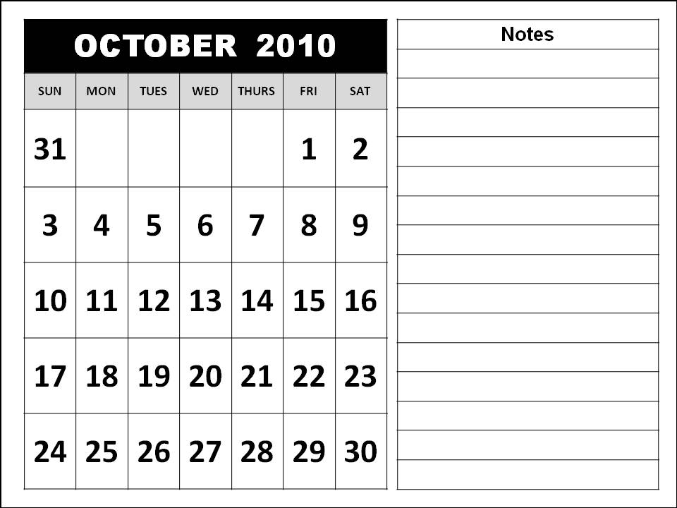 october 2010 calendar printable. October+2010+calendar