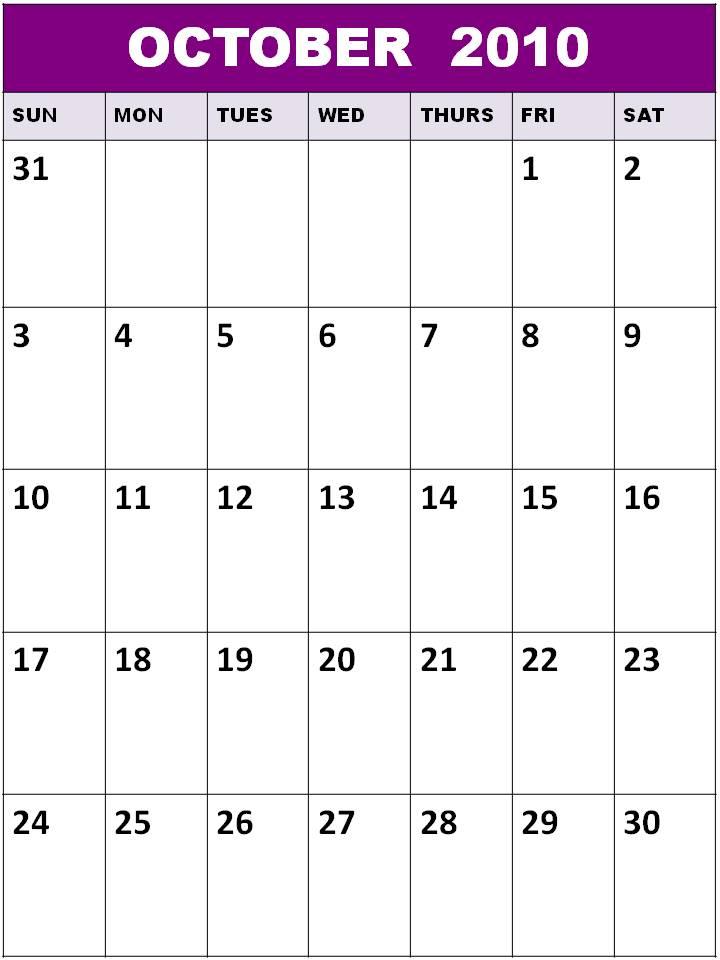 blank calendar 2010. april 2010 blank calendar.
