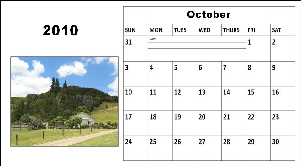 blank calendar 2010. lank calendar 2010 template.