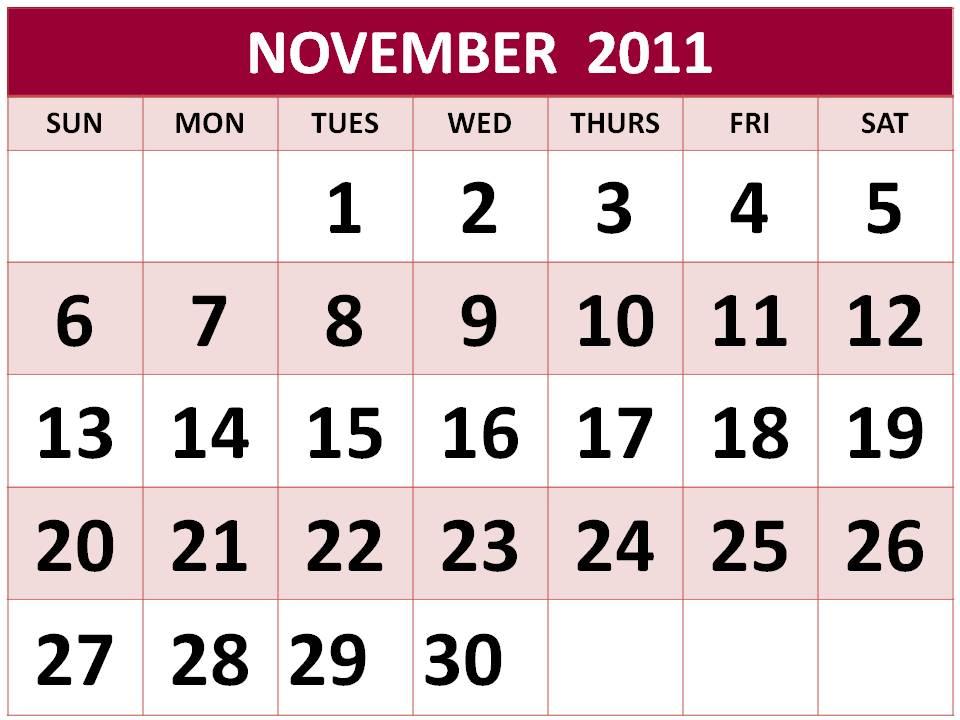 2011 calendar template excel. 2011 Calendar Template Excel