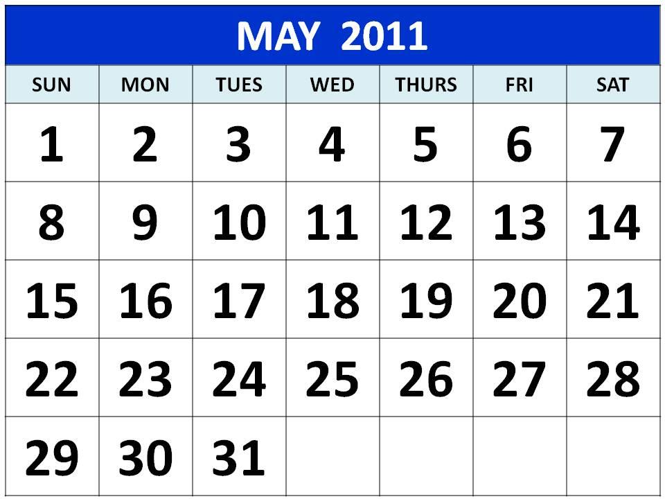 may calendar printable 2011 page 2 may calendar printable 2011 page 3 ...