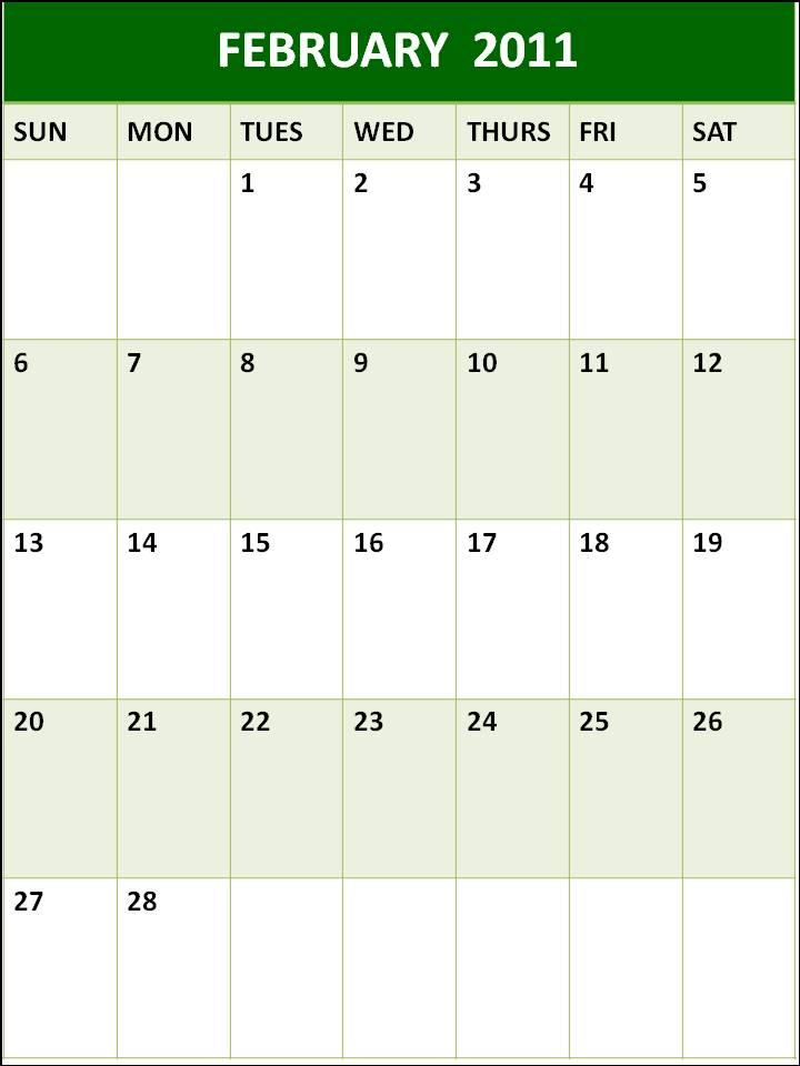 2012 calendar february. calendar 2011 february