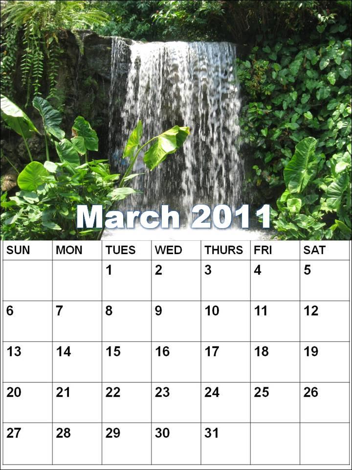 Year 2011 Calendar – United States: Year 2011 Calendar – Ireland