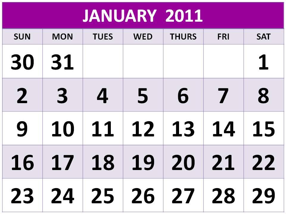 free calendar 2011 template. Calendars 2011 templates