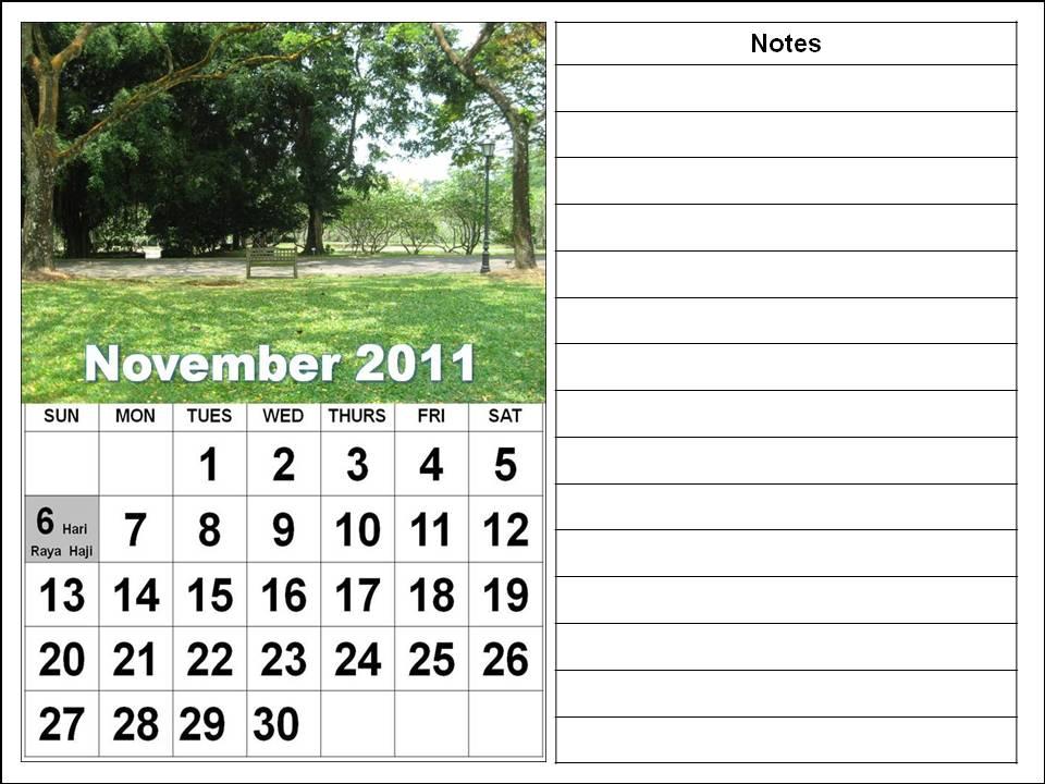 november calendar 2011. Home gt november calendar from