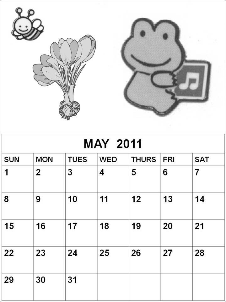 may calendar 2011 template. calendar template may 2011.
