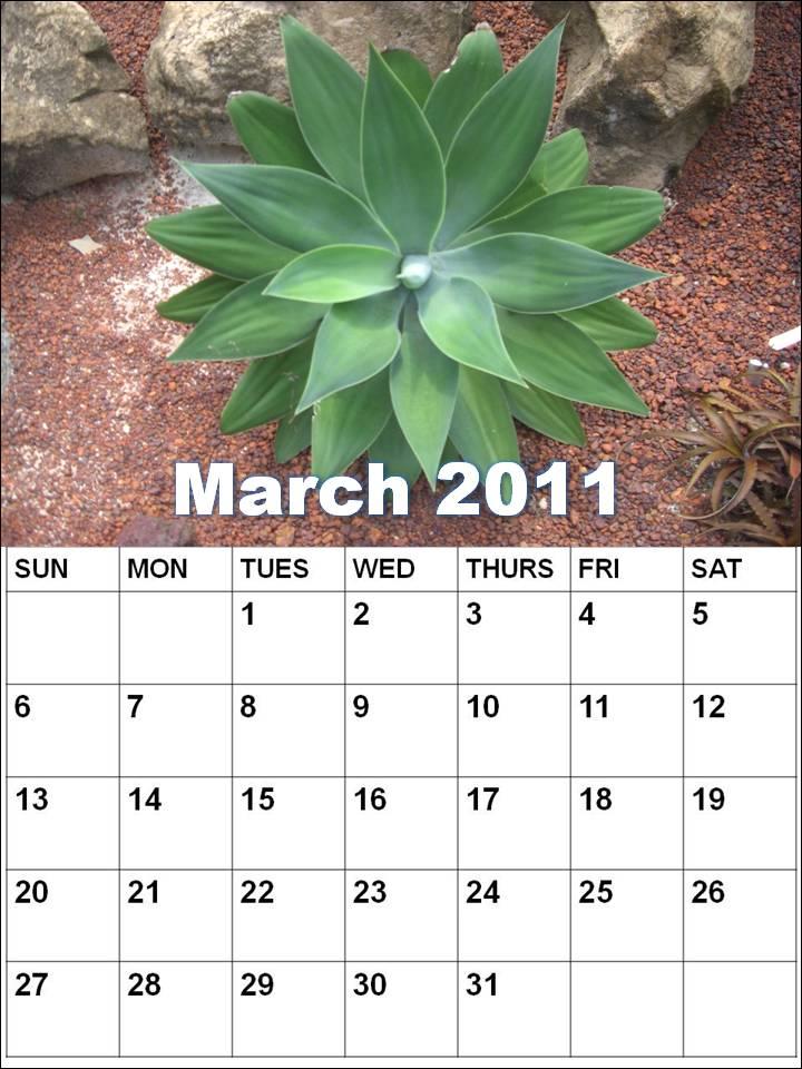printable march calendar 2010. 2010 printable calendar